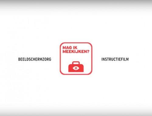 Instructiefilm beeldschermzorg app | MINDD B.V.